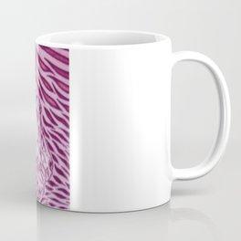 Abstract Silver Coffee Mug