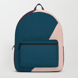 Elegant geometric design Backpack