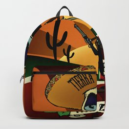 Viva Zapata! Backpack