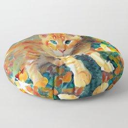 Hey Pumpkin Floor Pillow