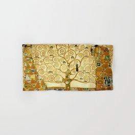 Gustav Klimt The Tree Of Life Hand & Bath Towel