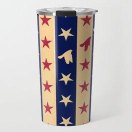 Stripes of Hope Travel Mug