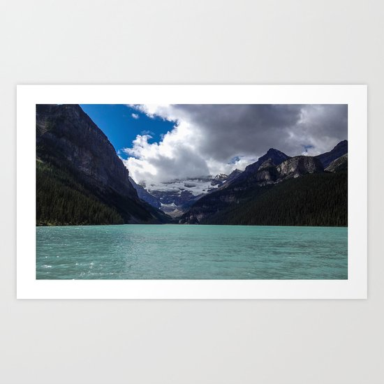 Lake Louise Art Print