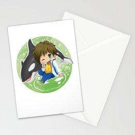 Makoto Tachibana Chibi Stationery Cards