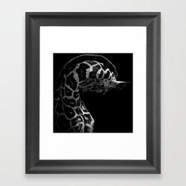 Height Framed Art Print