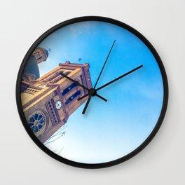 La Torre Wall Clock