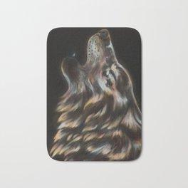 Iridescent Howl Bath Mat