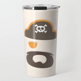 My little orange Pirate Travel Mug
