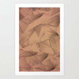 helios oikos (in lincoln) Art Print