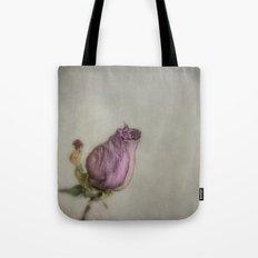 Single Dry Rose Tote Bag