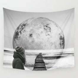 Strange Trip Wall Tapestry