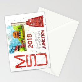 2018 MSU Game Day - The Junction Stationery Cards