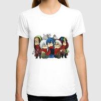 dmmd T-shirts featuring Dmmd Christmas  by lilbutt