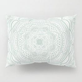 Dedication to Lucy (sage) Pillow Sham