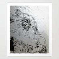 Jedi Bard Art Print