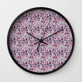 Tokyocons Wall Clock