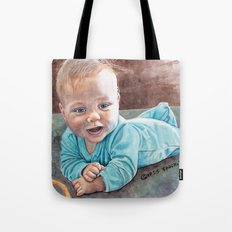 Tummy Time Tote Bag