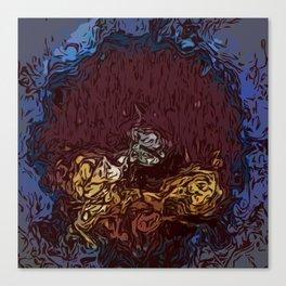 Mystic Haze Canvas Print