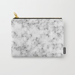 Real Marble Carry-All Pouch