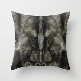 Rorschach Stories (3) Throw Pillow