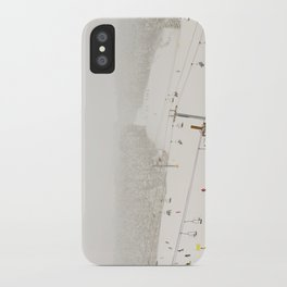 powder day iPhone Case