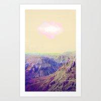 onward Art Prints featuring onward by Monika Traikov