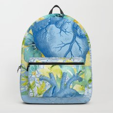 The Way to Her Heart Backpack