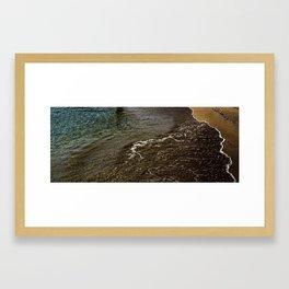 fjara Framed Art Print