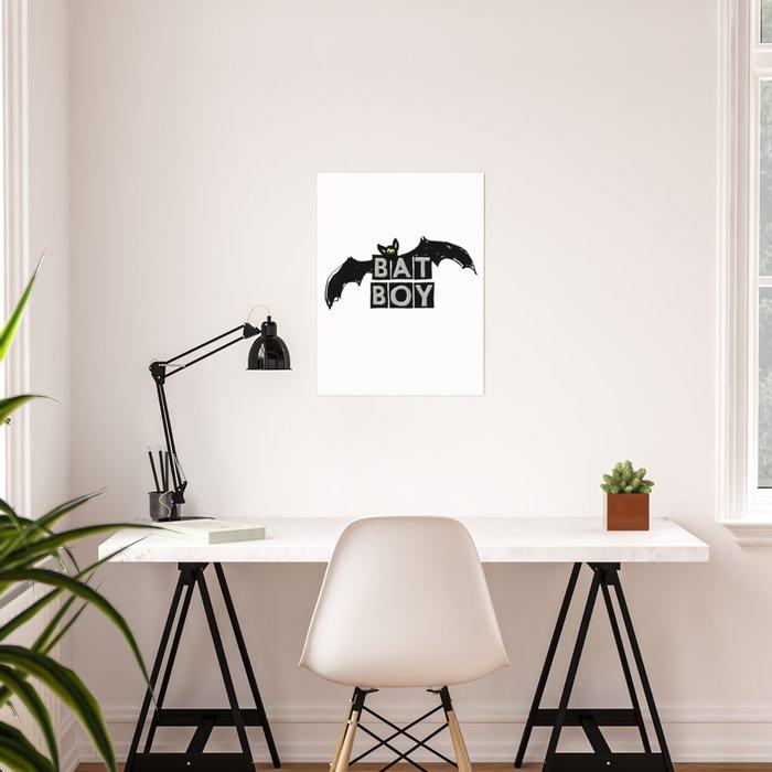 BAT BOY Poster