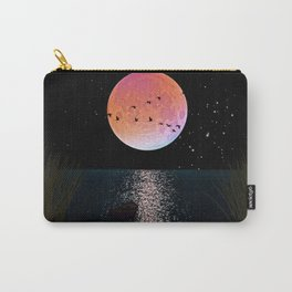 Blood Moon Triptych - Silentium Carry-All Pouch