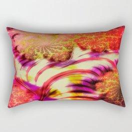 fractal mandelbrot art wallpaper Rectangular Pillow