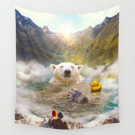 Bear Necessities Wall Tapestry