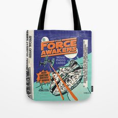 Twin Sun Battle - WaxPack Series 5 Tote Bag