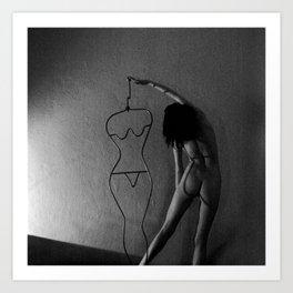 danse Art Print