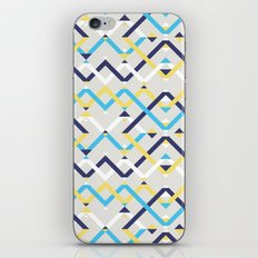 Navy iPhone & iPod Skin