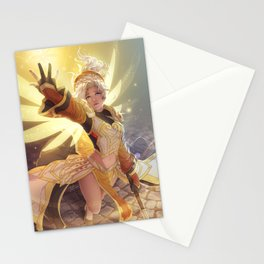 Holy Priest Mercy Stationery Cards