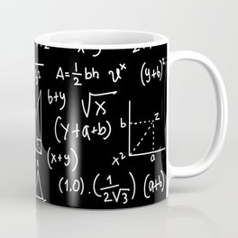 Do the Math Coffee Mug