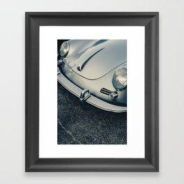 356 Silver Framed Art Print