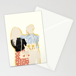Fashion Friends Stationery Cards