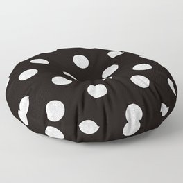 Polka like you mean it Floor Pillow