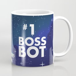 #1 BossBot Coffee Mug