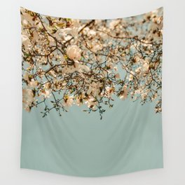 Falling Into Spring Wall Tapestry