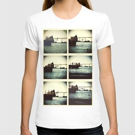 Biarritz diving T-shirt