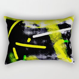 PiXXXLS 888 Rectangular Pillow