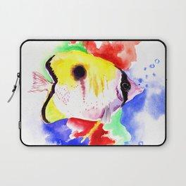 HAwaiian Coral Fish Laptop Sleeve