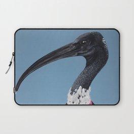 Ibis In Suit Laptop Sleeve