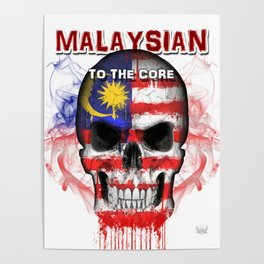 To The Core Collection: Malaysia Poster