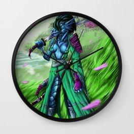 Dragonborn_katsura Musashi Wall Clock