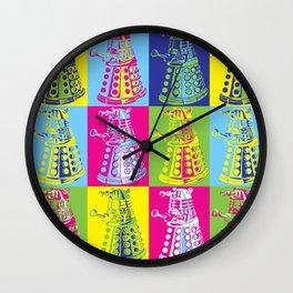 Pop D-art-lek Wall Clock