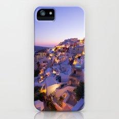 Santorini Sunset Slim Case iPhone (5, 5s)